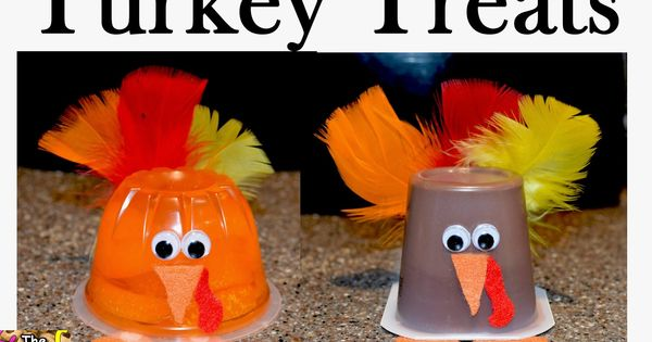 20 Edible Thanksgiving Crafts For Kids Thanksgiving