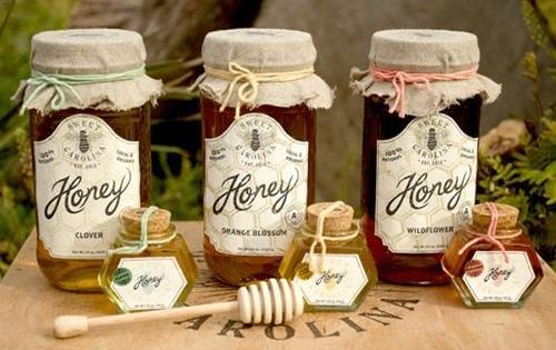Unique Honey Label and Packaging Designs Honey label, Packaging