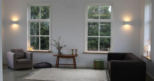 wandverlichting woonkamer google zoeken lampen. Black Bedroom Furniture Sets. Home Design Ideas