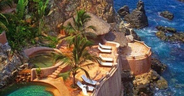 Resort In Mexico, North America