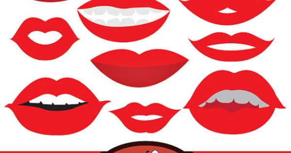 red lips clipart lipstick clipart for girls and women lips clip art images lips clipart png