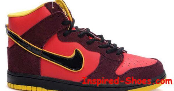 Iron Man Nike SB Dunk High Tops 2010