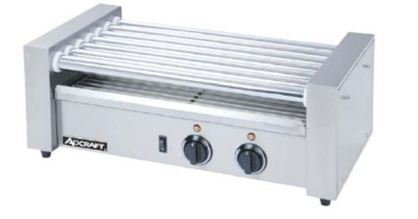 Admiral Craft Hot Dog Grill Roller Type Rg 07 Hot Dog Grill