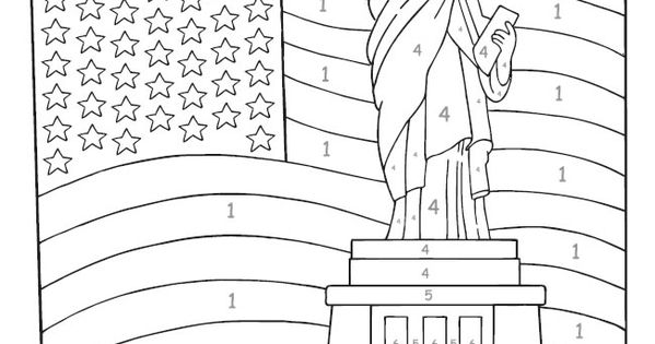 liberty kids coloring pages - photo#36