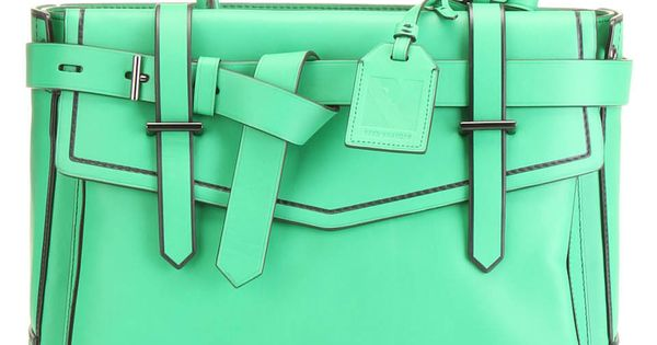 Reed Krakoff Boxer Handbag - mint color!