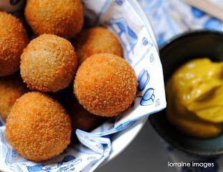 Lo Foodie Dutch Original Bitterballen Resep Masakan Belanda Makanan Resep Makanan