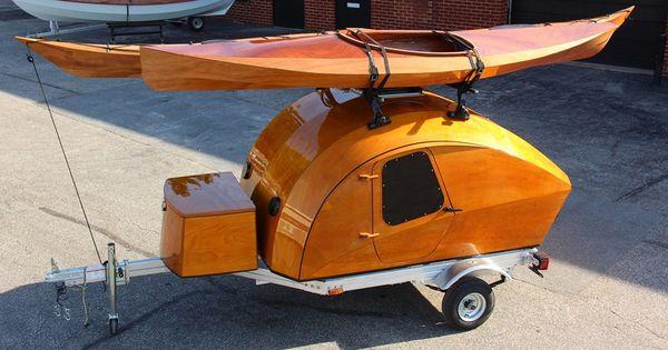 Clc Teardrop Camper Kit Teardrop Trailer Wikipedia