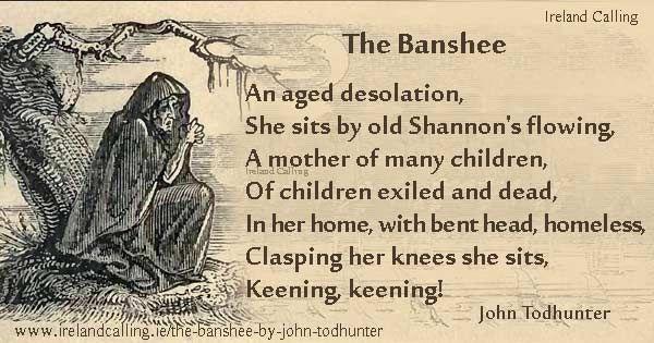 Resultado de imagen de banshees, who are they?