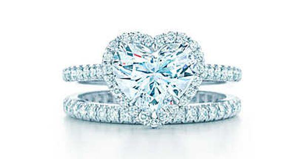 Tiffany Soleste Heart Heart Engagement Rings Tiffany Wedding