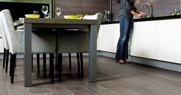 Quickstep Largo Grey Vintage Oak LPU1286 Laminate Flooring  floor  Pinterest