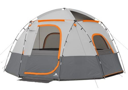 Ozark Trail 12 X 12 6 Person Lighted Sphere Tent Walmart Com Family Tent Camping Ozark Trail Tent