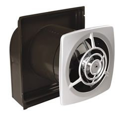 Nutone 8010n Utility Fan Through The Wall Exhaust To Outside