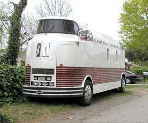 75 Year Old Gm Motor Home Conversion With Images Vehicles