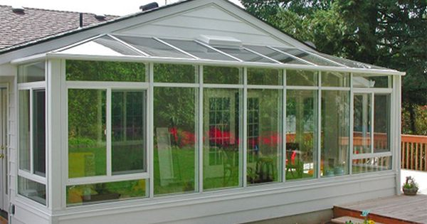 Sun porch greenhouse kits sunroom kits diy do it for Do it yourself sunrooms