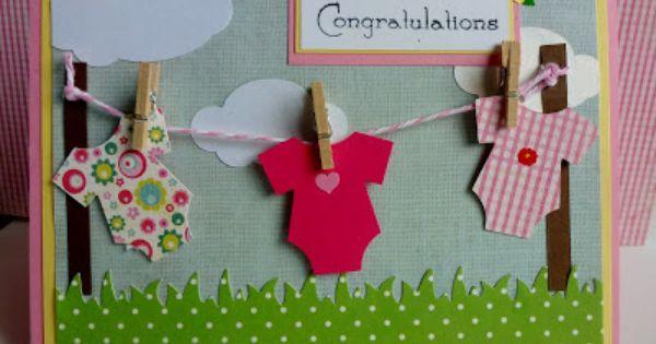 Svg Attic Blog Baby Congrats Card Inspirasi