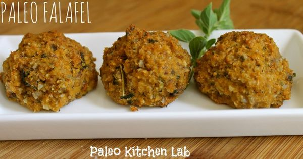 Falafels, Paleo and Labs on Pinterest