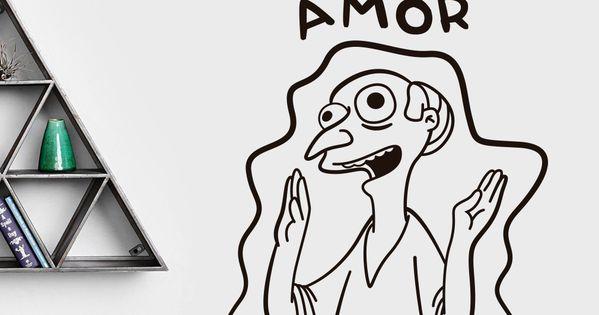 Les Traigo Amor Vinilo Decorativo Medida Xl 55 X 80 Dibujos Garabateados Cuadernos De Bocetos Dibujos Para Remeras