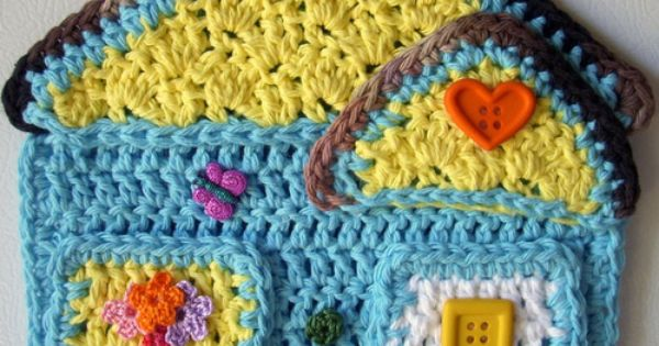Google Crochet Patterns : crochet house Crochet projects Pinterest Google, Patterns and ...