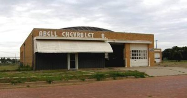 Ralls Tx Closed Chevrolet Dealership Texas Homes Texas Towns