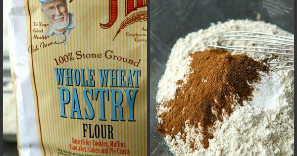 Whole Wheat Pumpkin Spice Latte Muffins | Recipe | Pumpkin Spice Latte ...