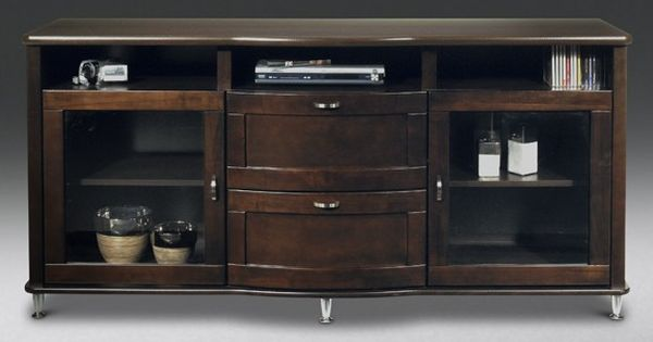 Walter Entertainment Wall Units Credenza Leon S