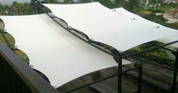 Tenda Membran Jakarta Carport Designs Roof Architecture Canopy Architecture