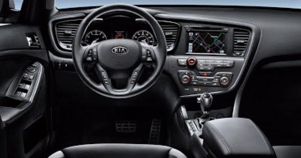 2013 Kia Optima Hybrid Interior Kia Optima Kia Optima Interior Kia