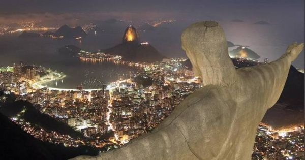World's Most Beautiful Skylines - Rio de Janeiro, Brazil - In the