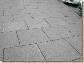 Image Result For 18x18 Running Bond Vs Stack Pavers Landscaping With Rocks Paving Flags