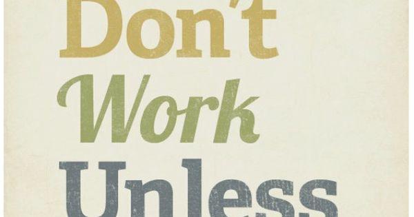 So true! Working hard everyday to achieve my goals!