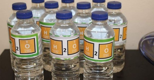 Printable Water H2o Bottle Labels Free Templates Google Search