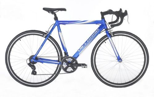 Vitesse Sprint Unisex Road Bike Blue 22 5 Inch Alloy Frame 21