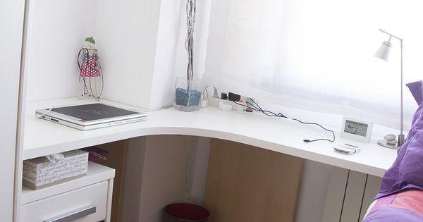 C mo amueblar una habitaci n juvenil de 8 m2 small low for Programa amueblar habitacion