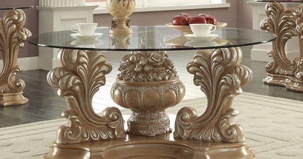 Rf 7012 Ct Coffee Table, Royal Furniture Dearborn Mi