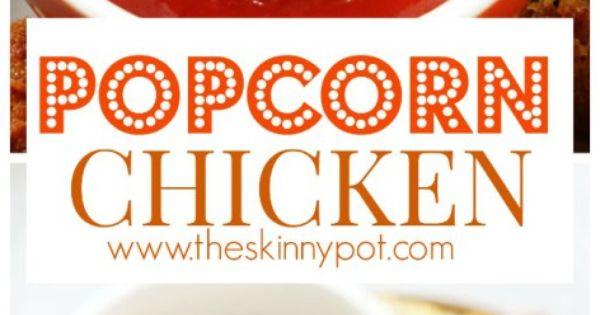 Popcorn Chicken Kids Style : Popcorn, Chicken and Kid on Pinterest