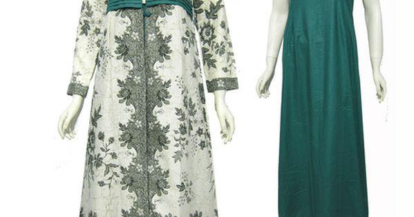 Model Baju Gamis Jahit Sendiri Wanita Pakaian Wanita Model