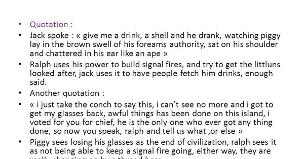 Lord Of The Flies Quotes Jack And Littluns In 2020 Fly Quotes Lord Of The Flies Analysis Quotes