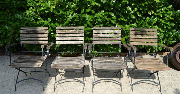 4 prima franse stoelen hout met metaal de zandtuin pinterest franse stoelen stoelen en hout - Stoelen leer en hout ...