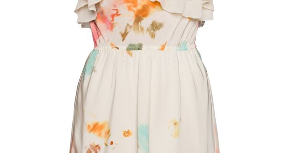 Emmanuelle Dress by Wilfred. So perfect for Spring!