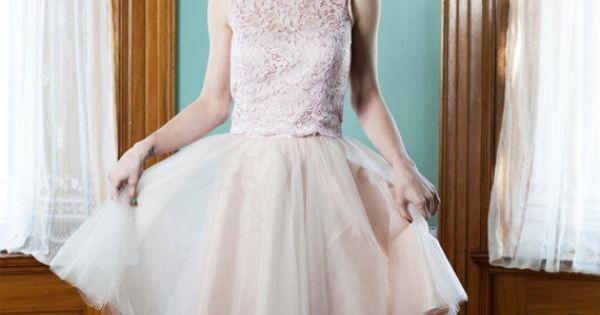 Galerry lace dress wedding