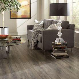 Style Selections Park Lodge Oak 6 14 In W Embossed Wood Plank Laminate Flooring 20 32 Sq Ft Lowes Com Oak Laminate Flooring Oak Timber Flooring Laminate Hardwood Flooring