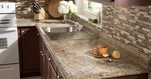 Do It Yourself Home Decorating Ideas: Update Your Kitchen With A Tile Backsplash. Learn How To