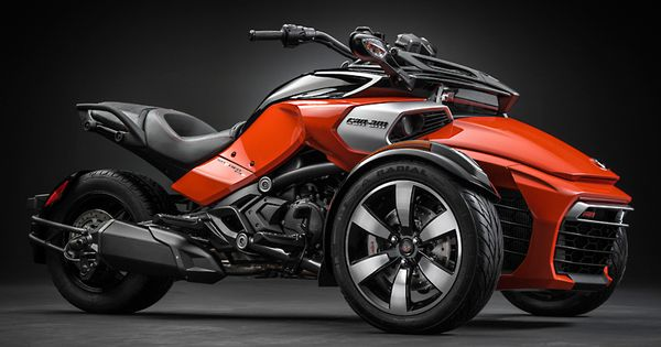 2015 can am spyder f3 s in cam am red solid gloss steel black metallic bikes pinterest. Black Bedroom Furniture Sets. Home Design Ideas