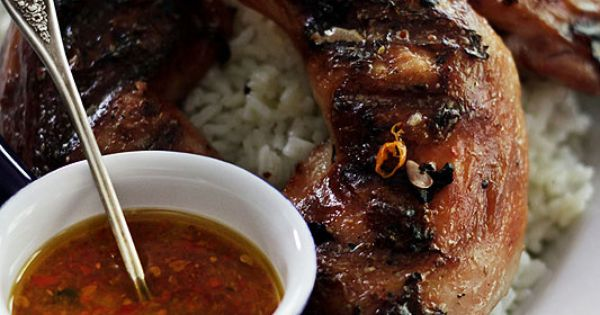 Chicken Mozambique with Coconut Piri Piri | Recipe | Piri Piri ...