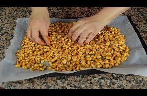 كاوكاو مملح بتتبيلة جد رائعة مقرمش ولذيذ Youtube Food Vegetables Corn