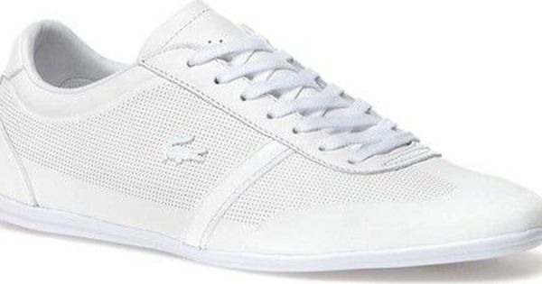 Lacoste Mokara Men S Premium Court Fashion Sneakers Shoes Size 10 5 M White Lacoste Shoes Women Lacoste Shoes Sneakers Men Fashion