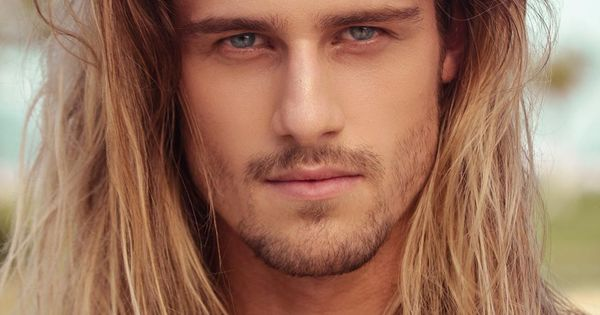 Pin By Daniel Molybdenum On Beautiful Men With Long Hair Long