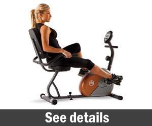 Marcy Me 709 Recumbent Exercise Bike Recumbent Bike Workout Bicycle Workout Exercise Bike Reviews