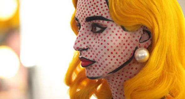 Pop Art ★ Homemade Fancy Dress Ideas & DIY Halloween Costumes ★