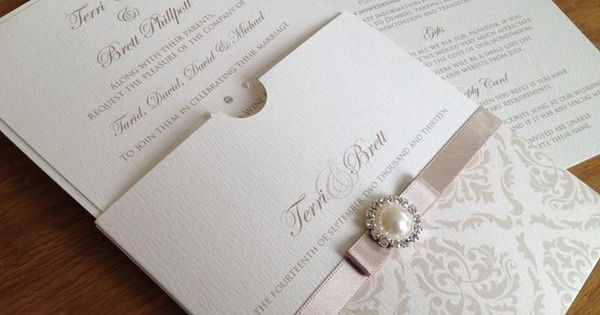 Wedding Invitation Picture Ideas: Invitaciones De Boda Elegantes: Tendencias Y Ejemplos